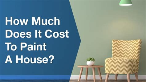 house painting cost estimator cost  hiring  house painter