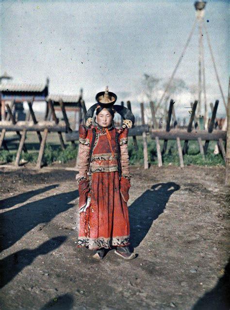 la mongolie interieure en  par albert kahn