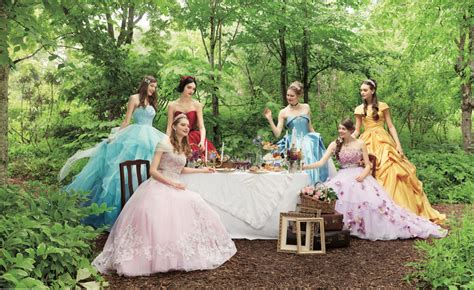 Photos Of Disney Princess Wedding Dresses Available Only