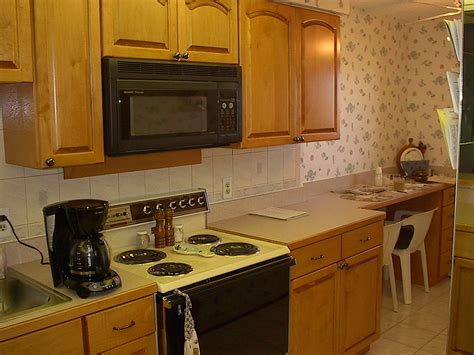 how to paint varnished kitchen cabinets best stained kitchen cabinets all about house design 8821