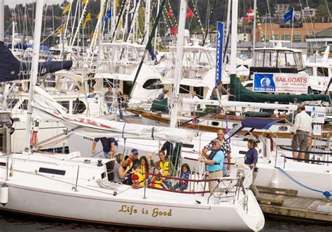 Seattle Boat Show Shuttle by Discounts And Free Stuff For The January Seattle Boat Show