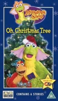 kidviduk mopatop shop mopatop s shop oh christmas tree vhs