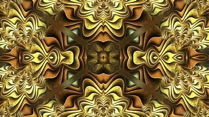 Kaleidoscope Abstract Brown Pattern 1600 1080 1920