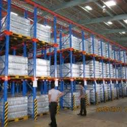 sell pallet rack ready stock from indonesia by berkat
