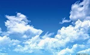 Sky Blue Hd Background