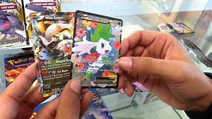 Free Pokemon EX Cards Opening NEW Pokemon Booster Box ...