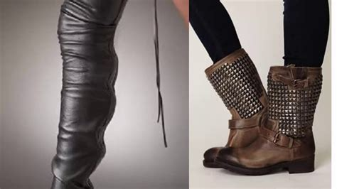 Boots And Ankle Boots Fall / Winter 2018/2017 / Fashion