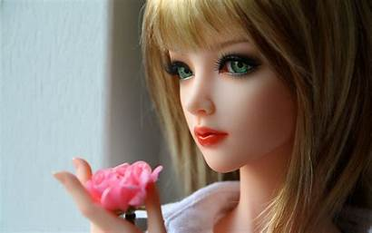 Barbie Wallpapers Doll Dolls Pink Background Pavbca