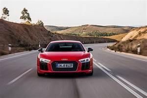 Audi R8 Prix Occasion : essai audi r8 v10 plus 2015 l 39 efficacit tout prix photo 4 l 39 argus ~ Gottalentnigeria.com Avis de Voitures
