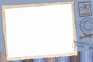 Epson Creative Corner - PhotoCraft - Travel Postcards Frames