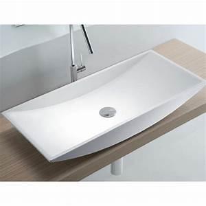Grande Vasque à Poser : marvelous grande vasque a poser 4 grande vasque poser ~ Dailycaller-alerts.com Idées de Décoration