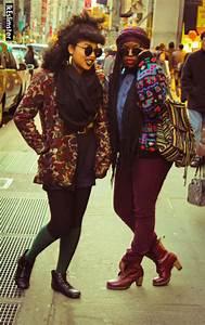 african american, black lipstick, dope, fashion, swag ...