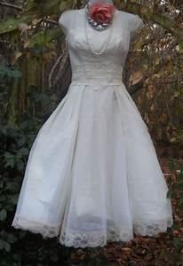 cream wedding dress vintage lace mid century mad men With cream lace wedding dress