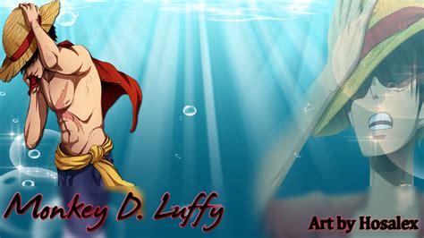 Monkey D Luffy Wallpaper By Hosalex On Deviantart