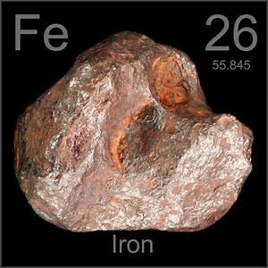aisphysicalscience / 26 Fe - Iron Iron