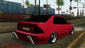 Lexus Is300 Tuning  U0441 U0435 U0434 U0430 U043d For Gta San Andreas