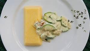 Dillsauce Einfach Schnell : polenta mit zucchini sauce tobias kocht ~ Watch28wear.com Haus und Dekorationen