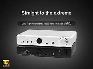 Topping A90 Full Balanced Headphone Amplifier Amp Xlr Pre