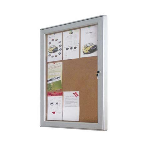 notice display cases