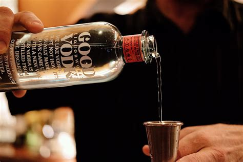 New harvest coffee and spirits. Good Liquorworks Makes Good Vodka Out of Post-Harvest ...