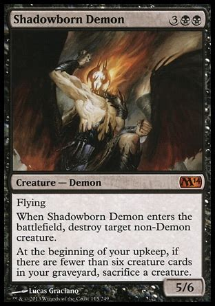 Shadowborn Apostle Deck by Aye Commander Shadowborn Apostle Deck