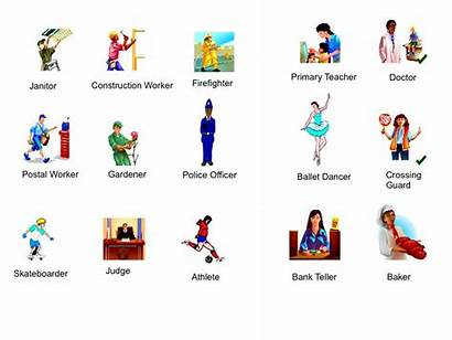 Jobs Different Clipart Century Clip Field Bias