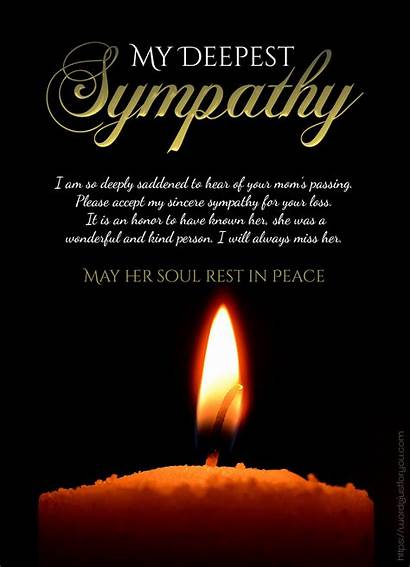 Message Condolence Sympathy Messages Deepest Brother Sister