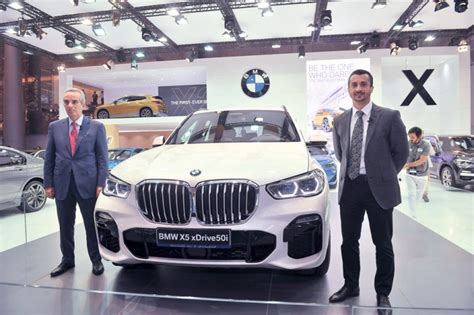 Bmw X5 Makes Middle East Premiere At Qatar Motor Show