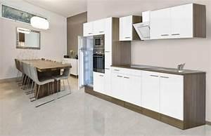 Küchenzeile 360 Cm : respekta k chenzeile mit e ger ten york breite 360 cm online kaufen otto ~ Indierocktalk.com Haus und Dekorationen