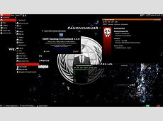 AnonymousOS 01 Anonymous Hackers released their own