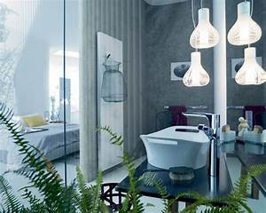 Stylish pendant lights bathroom lighting ideas for small bathrooms decolover