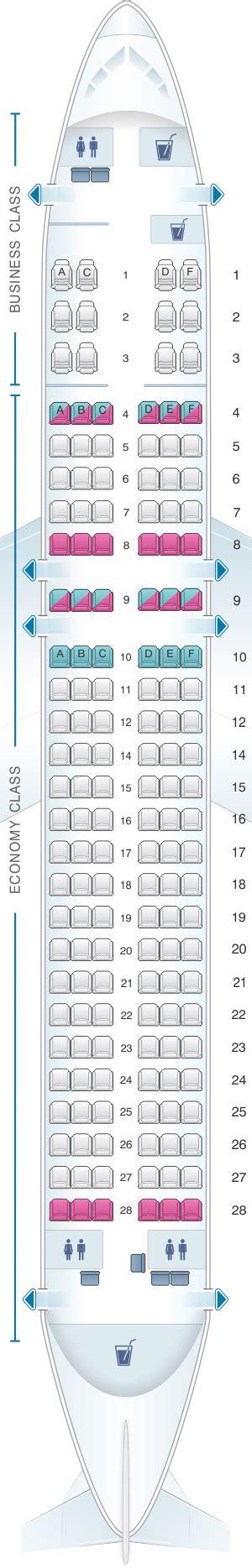 plan des sieges airbus a320 plan de cabine philippine airlines airbus a320 200