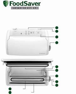 Foodsaver V2420  V2440  V2460  V2480 User Manual