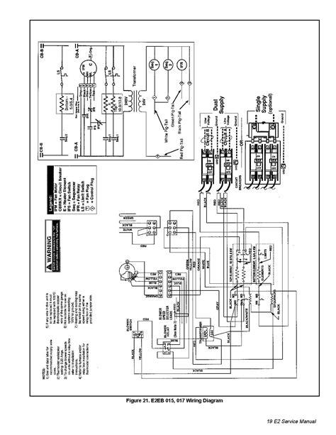 wiring diagram  furnace blower model eeh ha
