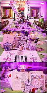 Five by Five: ALICE IN WONDERLAND THEMED BRIDAL SHOWER ...