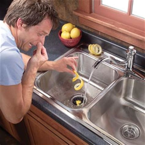 stinky sink kitchen smell in your garbage disposal now what 2519