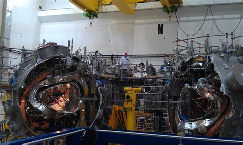 Fusion Reactor Wendelstein X-7 Will Go Online This Fall