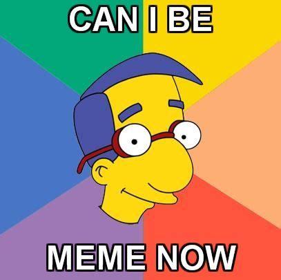 Milhouse Meme - quot milhouse is not a meme quot know your meme
