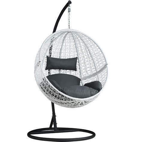 support hamac siege chaise hamac avec support fauteuil suspendu de jardin