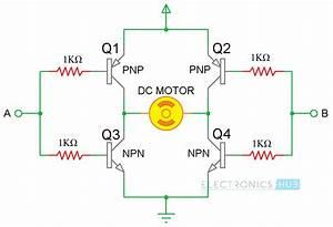 Arduino Dc Motor Control H Bridge