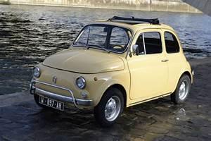 Fiat 500 Ancienne : fiat 500 l jaune tahiti 1972 ~ Medecine-chirurgie-esthetiques.com Avis de Voitures