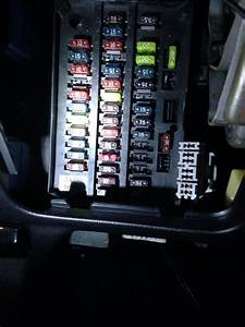 2008 Maxima Fuse Box Diagram