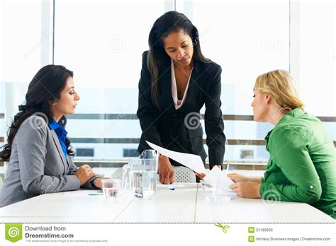 Image result for women at a meeting