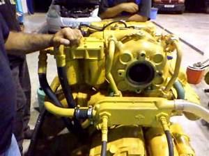 Caterpillar Marine Engine 3208   Ksg Enterprises Garage