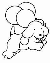 Kleurplaat Dribbel Kleurplaten Ausmalbilder Dribble Verjaardag Malvorlagen Coloriages Dog Hond Voor Animaatjes Dieren Jong Oud Spot Bild Afkomstig Ballonnen Google sketch template