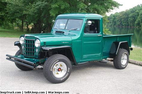 willys jeep truck green dsc 0321 49y2t9