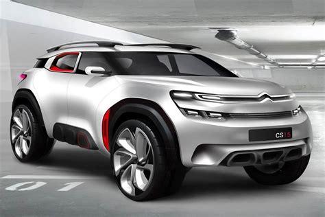 Watch The New Citroen Concept Car Being Built