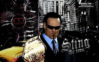 Sting Wrestler Tna Wrestling Wallpapers Wallarts Wcw