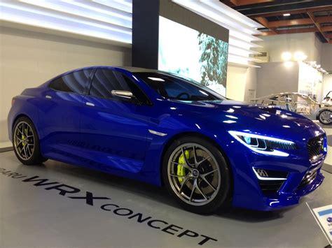 Subaru Wrx Concept By Burnoutadventures On Deviantart