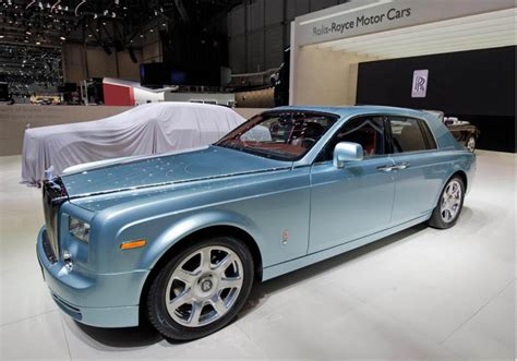 Electric Luxury Rolls Royce Phantom Ee [30 Pics